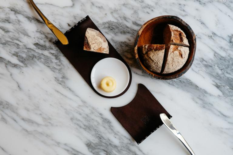 Bread placemats Bozar Brasserie x Niyona